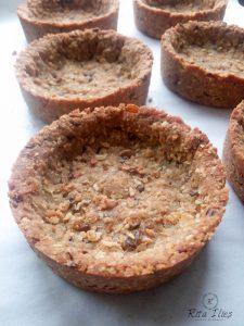 mini tarte din cereale