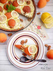 tarta cu fructe fara zahar