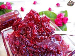 dulceata de trandafiri degustare