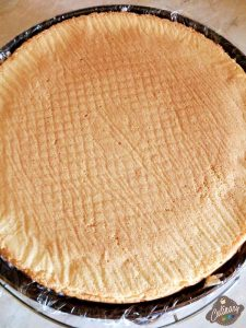tort cu vanilie la rece