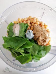 humus libanez